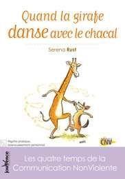 ASBL - Livre Quand la girafe danse avec le chacal
