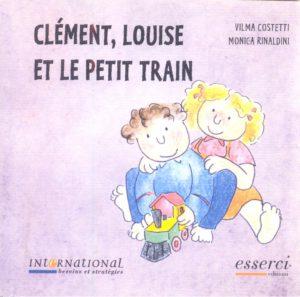 Clément Louise et le petit train 001