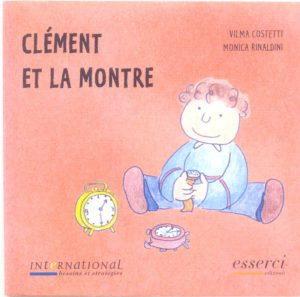 Clément et la montre 001