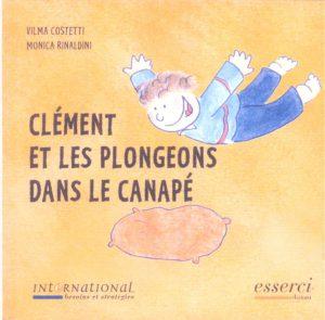 Clément et les plongons dans le canapé 001