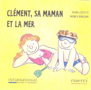 Clément sa maman et la mer 001