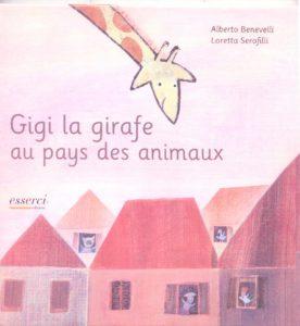 Gigi au pays des animaux 001