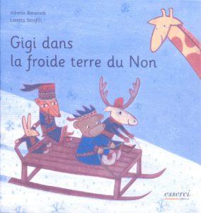 Gigi dans la froide terre du NON 001