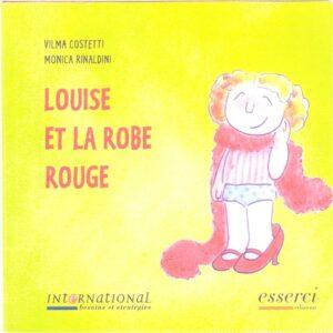 Louise et la robe rouge 001